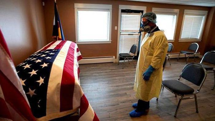 Giữa thời điểm bầu cử, Mỹ ghi nhận số ca nhiễm Covid-19 cao kỷ lục