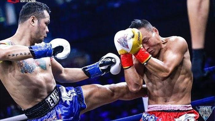"""""""Quái nhân"""" Thái Lan đấu trận kinh điển với võ sĩ Trung Quốc tại Nga Mi - 1"""