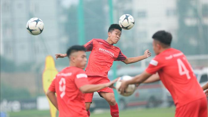 HLV Park Hang Seo yêu cầu U22 Việt Nam thiện chiến trong bóng bổng - 3