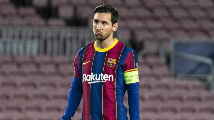 1. Lionel Messi - Barca
