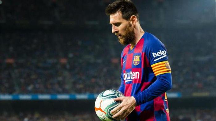 Messi phải giảm lương nếu gia hạn hợp đồng với Barca - 1