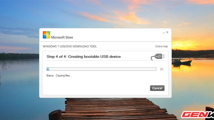 Cách tải và tạo bộ cài đặt Windows 10 October 2020 Update 20H2 bằng USB - Ảnh 12.
