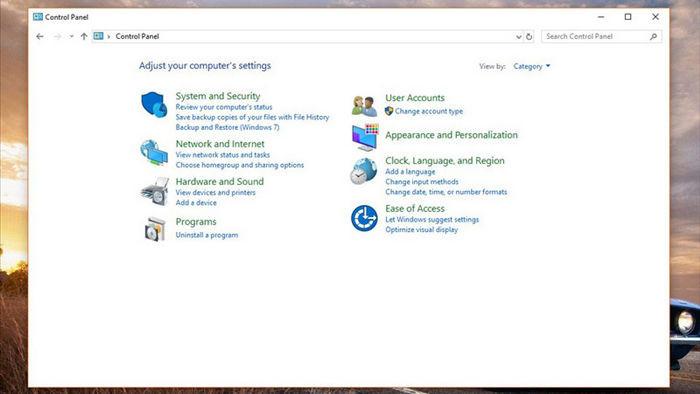 Microsoft tiến thêm một bước khai tử Control Panel - Ảnh 1.