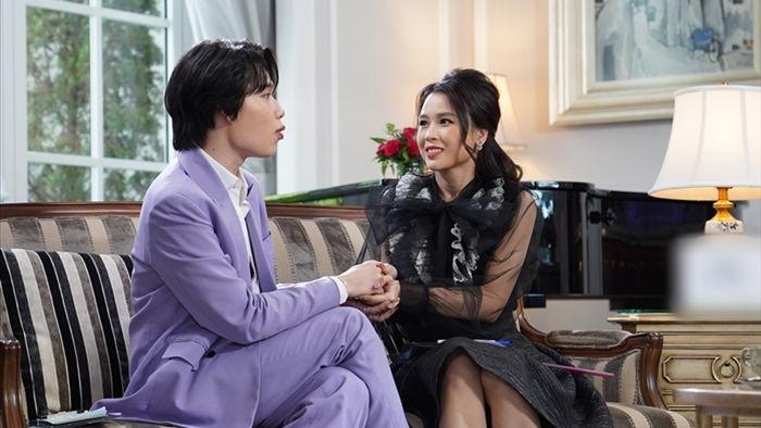 Trấn Thành thú nhận yêu mù quáng, Hoa hậu Kỳ Duyên vừa nghe xong đã có phản ứng lạ  - Ảnh 3.
