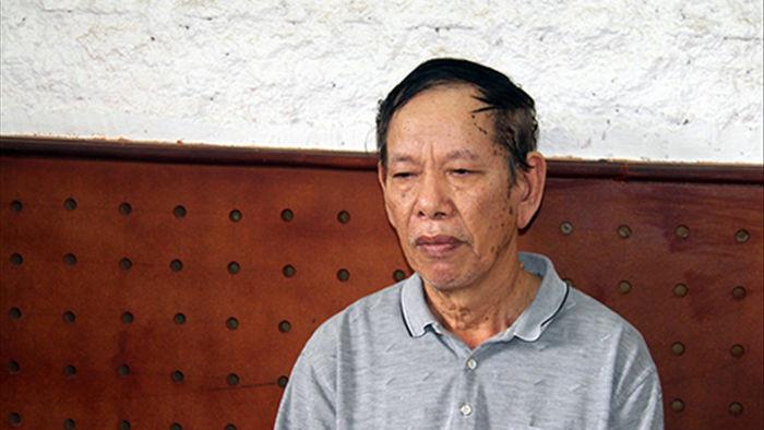 Khởi tố ông già 72 tuổi giao cấu với bé gái 13 tuổi - Ảnh 1.