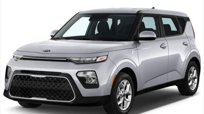 Top 10 mẫu xe mới giá rẻ nhất tại Mỹ - 2