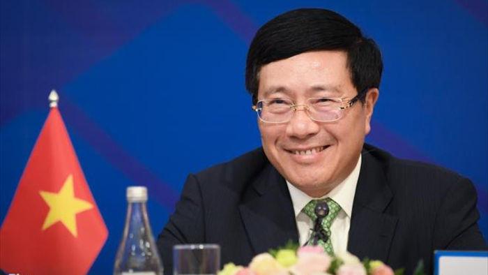 Phó Thủ tướng: Biển Đông sẽ được nghị sự ở Hội nghị cấp cao ASEAN 37 - 1