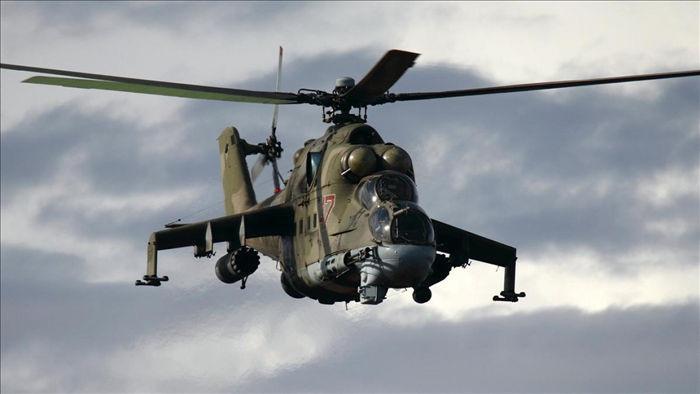 Trực thăng Nga trúng tên lửa phòng không, Azerbaijan xin lỗi vì bắn nhầm - 1