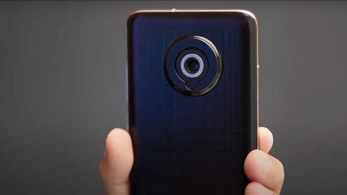Xiaomi nhá hàng ống kính tele