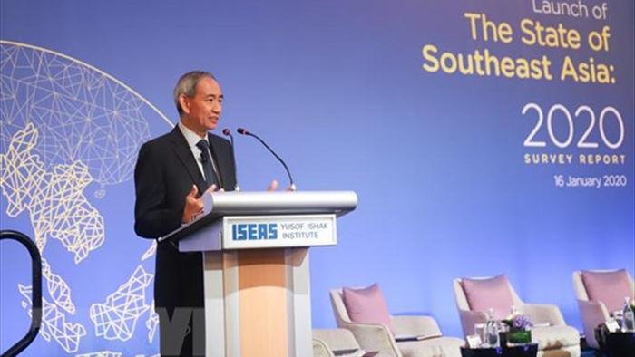 Chuyen gia Singapore danh gia vai tro Chu tich ASEAN 2020 cua Viet Nam hinh anh 1