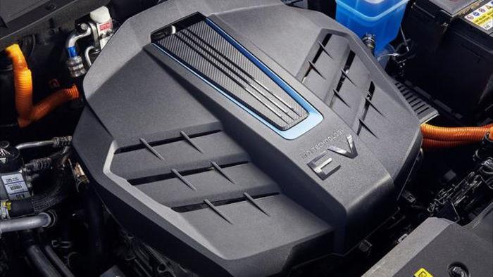 Ra mắt Hyundai Kona 2021 bản chạy điện - 2
