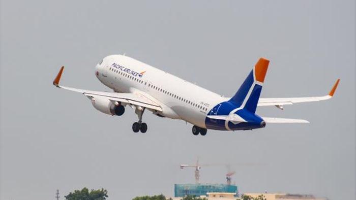 Khách nước ngoài hét có bom, chuyến bay của Pacific Airlines phải lùi giờ - 1