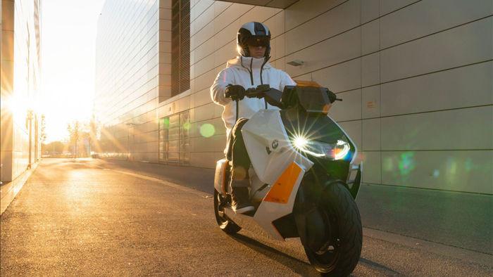 BMW CE04 - Cái nhìn mới về xe máy điện - 4