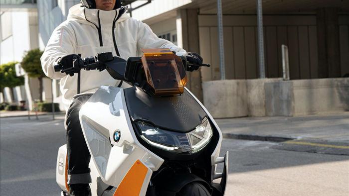 BMW CE04 - Cái nhìn mới về xe máy điện - 7
