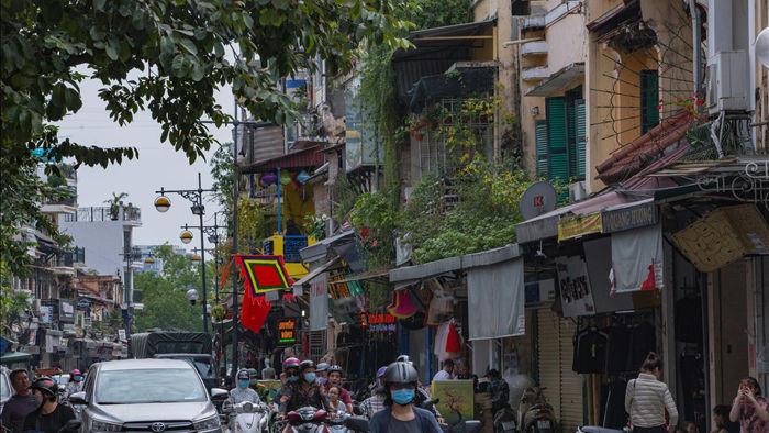 Hàng nghìn nhà phố Pháp cổ chờ sập tại Hà Nội: Cứu hết là điều không thể - 2