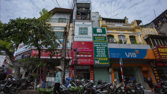 Hàng nghìn nhà phố Pháp cổ chờ sập tại Hà Nội: Cứu hết là điều không thể - 3