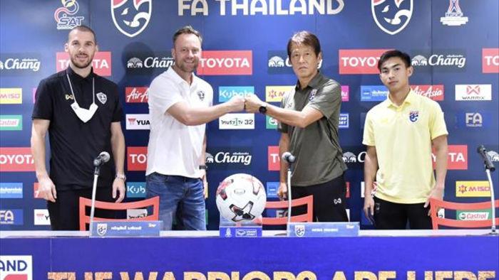 HLV Nishino tuyên bố cứng trước trận đầu tiên trong năm 2020 của Thái Lan - 1