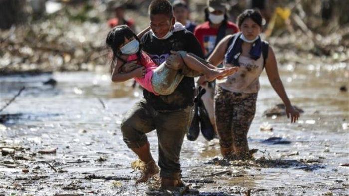 Vamco: 'Cơn bão chết chóc' nhất năm ở Philippines - 1