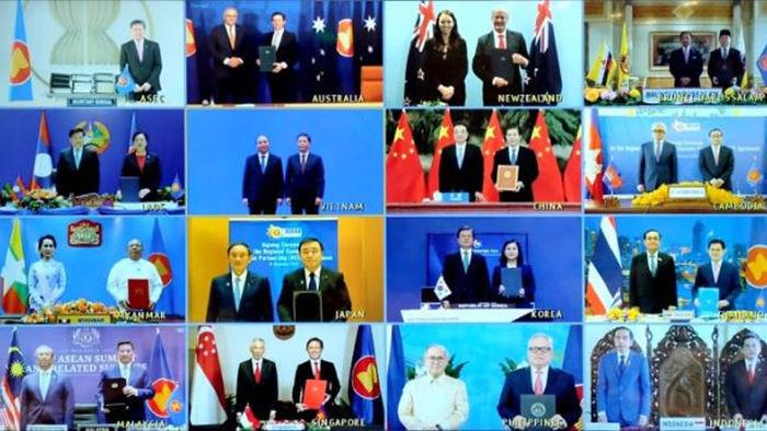 Ký kết Hiệp định Đối tác Kinh tế toàn diện khu vực RCEP - FTA lớn nhất thế giới - 1