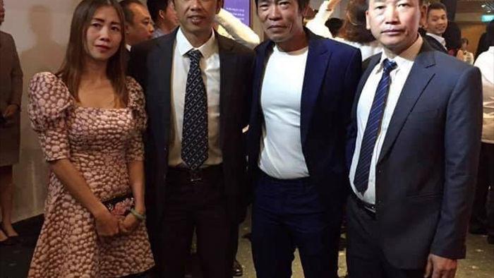 Thầy Park và những người bạn thân trong đám cưới của Công Phượng - 6