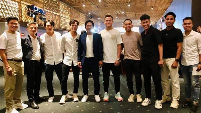 Thầy Park và những người bạn thân trong đám cưới của Công Phượng - 8