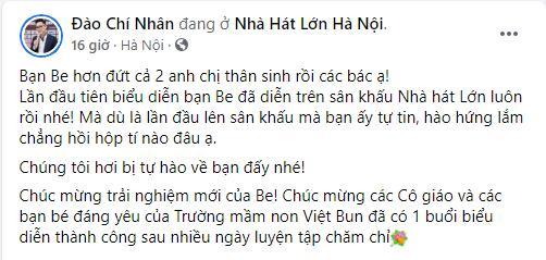 Chí Nhân bất ngờ nhắc đến vợ cũ Thu Quỳnh, gây tò mò về mối quan hệ hiện tại-1