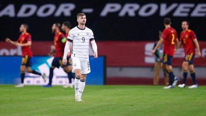 Đức thua Tây Ban Nha 0-6: Thảm họa lịch sử của bóng đá Đức - 1