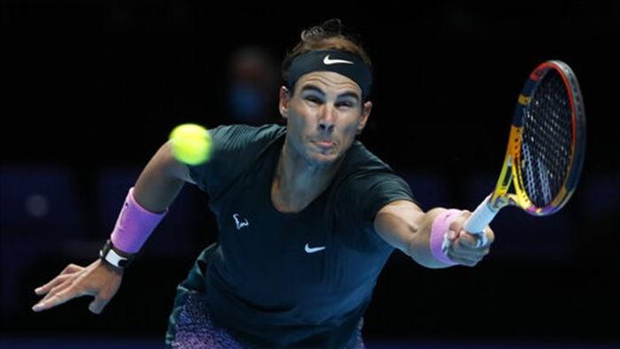 ATP Finals: Thiem đánh bại Nadal sau hai loạt tie break - 1
