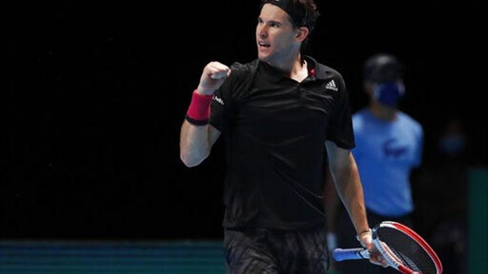 ATP Finals: Thiem đánh bại Nadal sau hai loạt tie break - 2