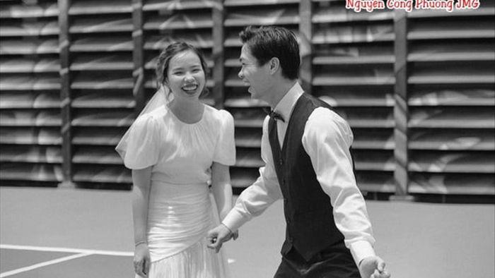 Lộ ảnh cưới lãng mạn của vợ chồng Công Phượng - 3