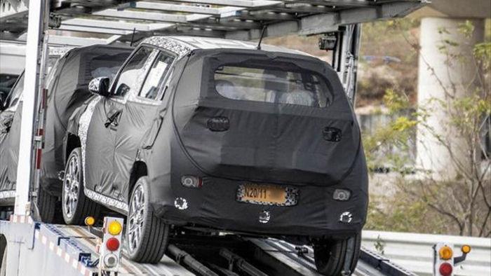 Lộ diện ảnh mẫu SUV 'siêu nhỏ' của Hyundai  - 2