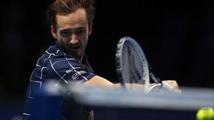 Ngược dòng hạ Nadal, Medvedev vào chung kết ATP Finals 2020 - 1