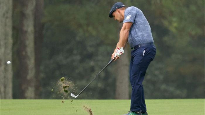 Thất bại ở Masters 2020, DeChambeau bị người đẹp làng golf chê tơi tả - 1