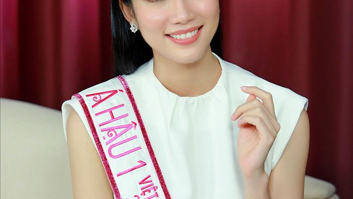 Top 3 Hoa hậu Việt Nam 2020: Hoa hậu bật khóc khi nhắc lại đêm Chung kết, Á hậu 1 cực ấn tượng với khả năng ứng xử khéo léo - Ảnh 7.