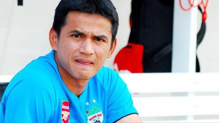 Kiatisak dành tâm huyết cho HAGL, chưa tính chuyện trở lại tuyển Thái Lan - 1