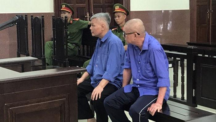 Hai tử tù bị thu hồi 117 tỷ đồng - 1