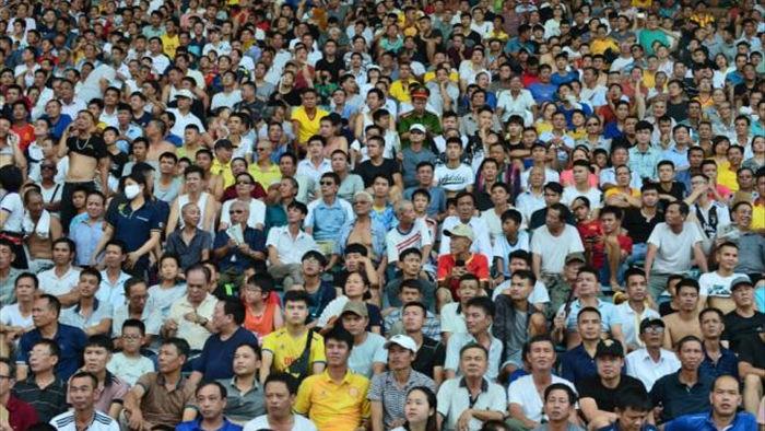 Nam Định FC hút cổ động viên số 1 Đông Nam Á - 1