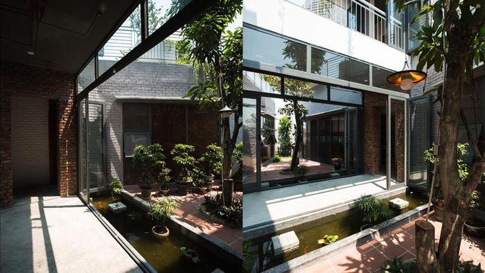 Ngôi nhà có 6 khoảng sân vườn, đẹp như tứ hợp viện ở Đà Nẵng - 7