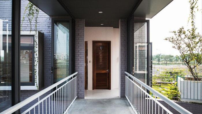 Ngôi nhà có 6 khoảng sân vườn, đẹp như tứ hợp viện ở Đà Nẵng - 12
