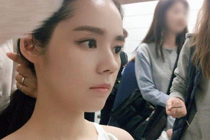 Ảnh chưa chỉnh sửa của mỹ nhân Hàn: Body Jeon Ji Hyun đẳng cấp, sống mũi Han Ga In hoàn hảo-3