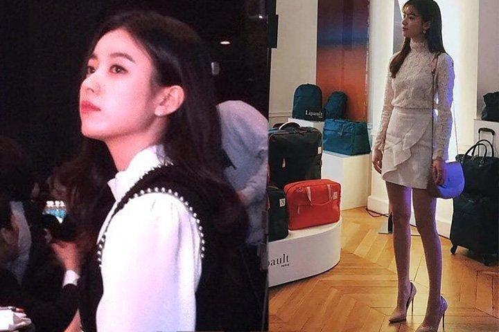 Ảnh chưa chỉnh sửa của mỹ nhân Hàn: Body Jeon Ji Hyun đẳng cấp, sống mũi Han Ga In hoàn hảo-4