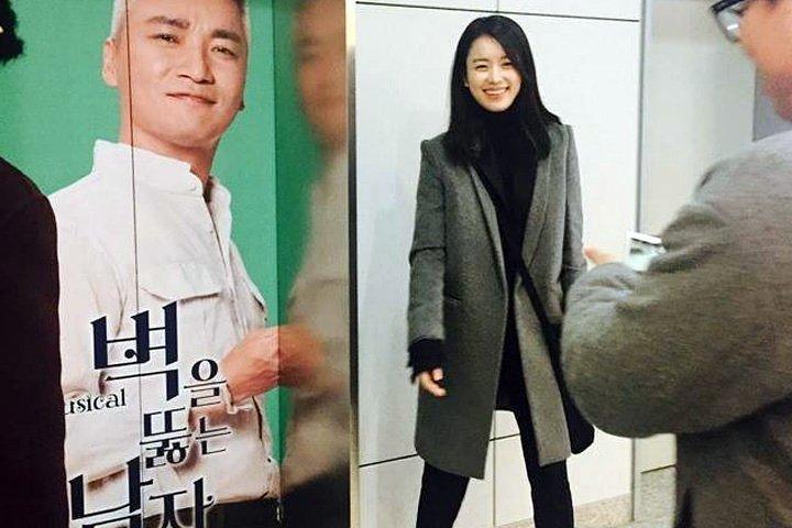 Ảnh chưa chỉnh sửa của mỹ nhân Hàn: Body Jeon Ji Hyun đẳng cấp, sống mũi Han Ga In hoàn hảo-5
