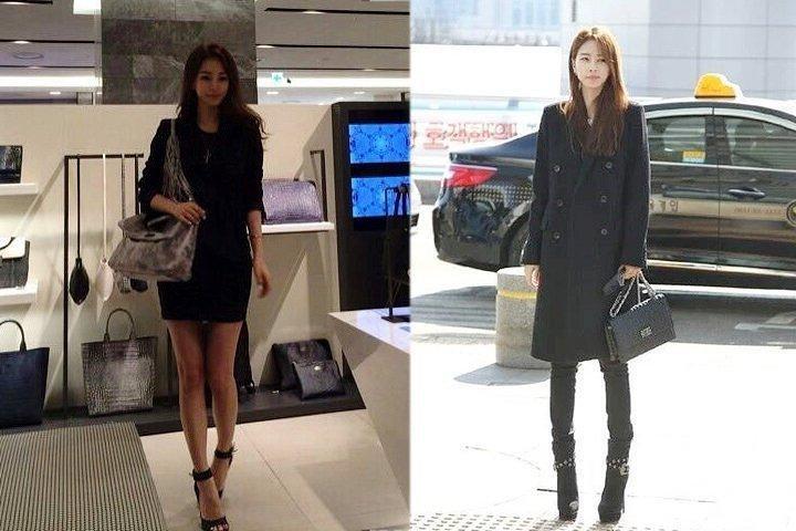 Ảnh chưa chỉnh sửa của mỹ nhân Hàn: Body Jeon Ji Hyun đẳng cấp, sống mũi Han Ga In hoàn hảo-9