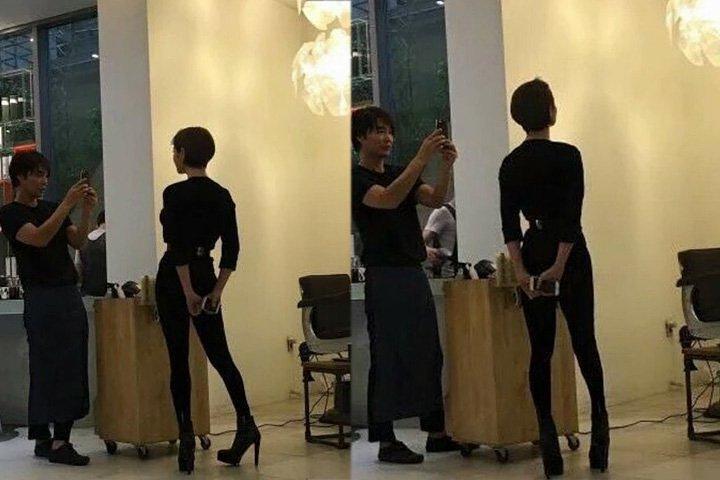 Ảnh chưa chỉnh sửa của mỹ nhân Hàn: Body Jeon Ji Hyun đẳng cấp, sống mũi Han Ga In hoàn hảo-14