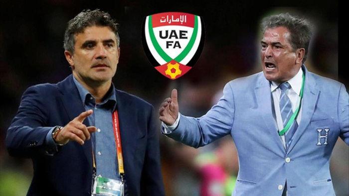 Bất ngờ rộ tin đội tuyển UAE sa thải HLV từng dự World Cup - 1