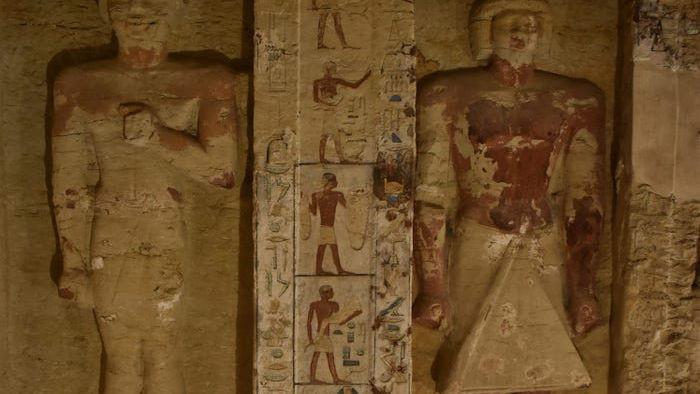 Bí ẩn lời nguyền trong mộ cổ hàng nghìn năm để bảo vệ xác ướp - 2