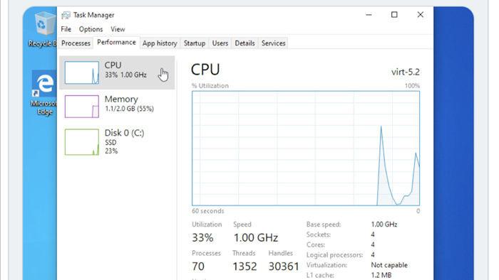 Chip M1 của Apple làm Surface Pro X của Microsoft cũng phải ngao ngán khi chạy Windows 10 ARM nhanh gấp nhiều lần - Ảnh 1.