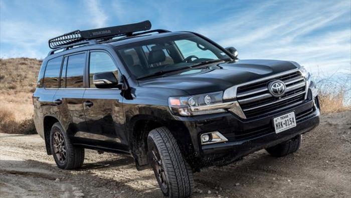 Toyota Land Cruiser định ngày ra mắt phiên bản hoàn toàn mới - 1