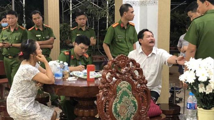 Bắt đại gia Thiện 'Soi' chuyên cho vay nặng lãi ở Bà Rịa - Vũng Tàu - 1