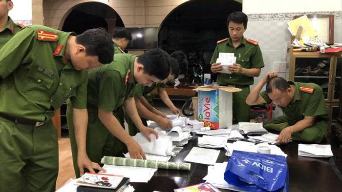 Bắt đại gia Thiện 'Soi' chuyên cho vay nặng lãi ở Bà Rịa - Vũng Tàu - 3